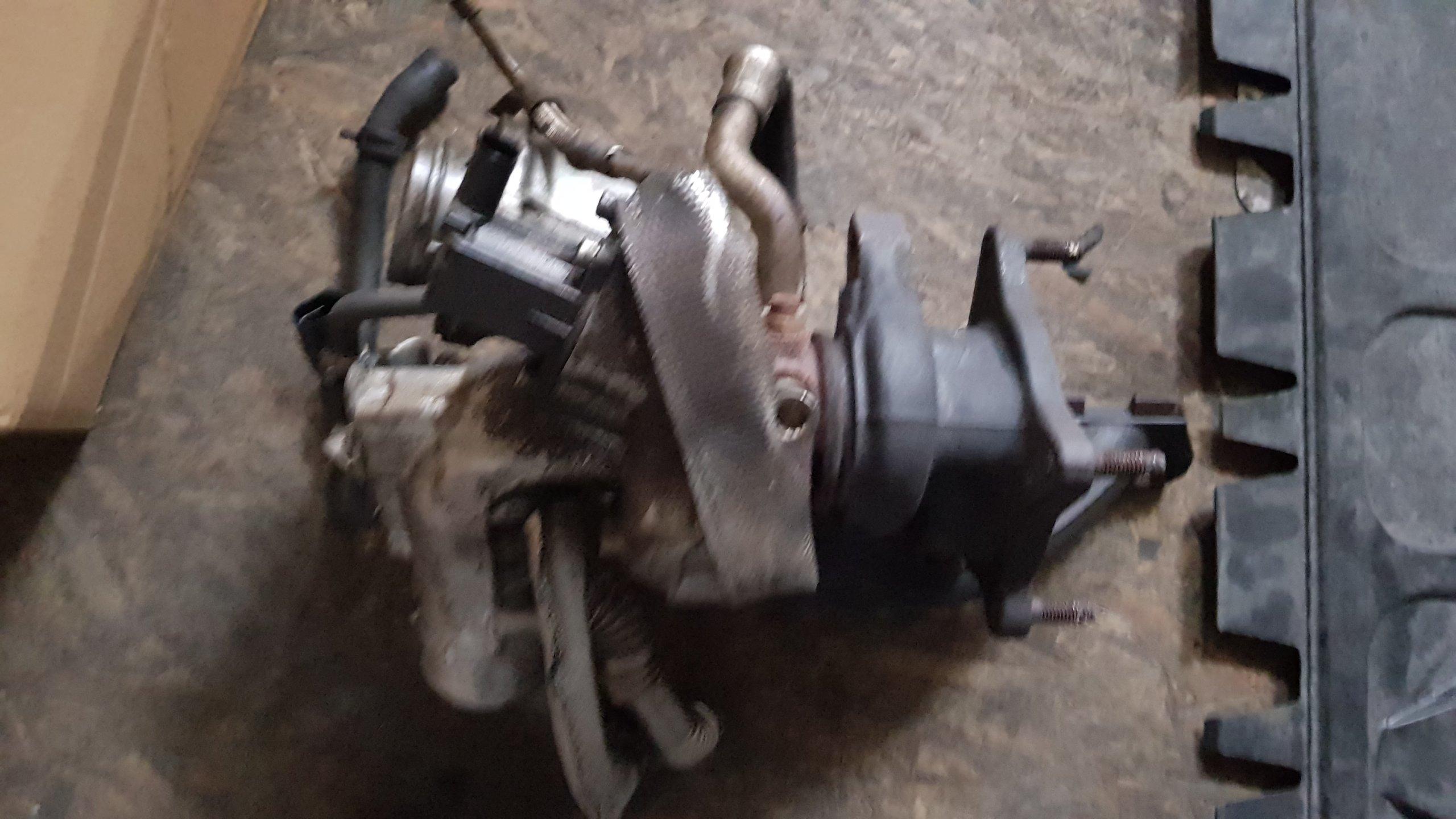 TURBO K03 53039700105 2 0 TFSI VW AUDI SEAT KK3 - 7378674998