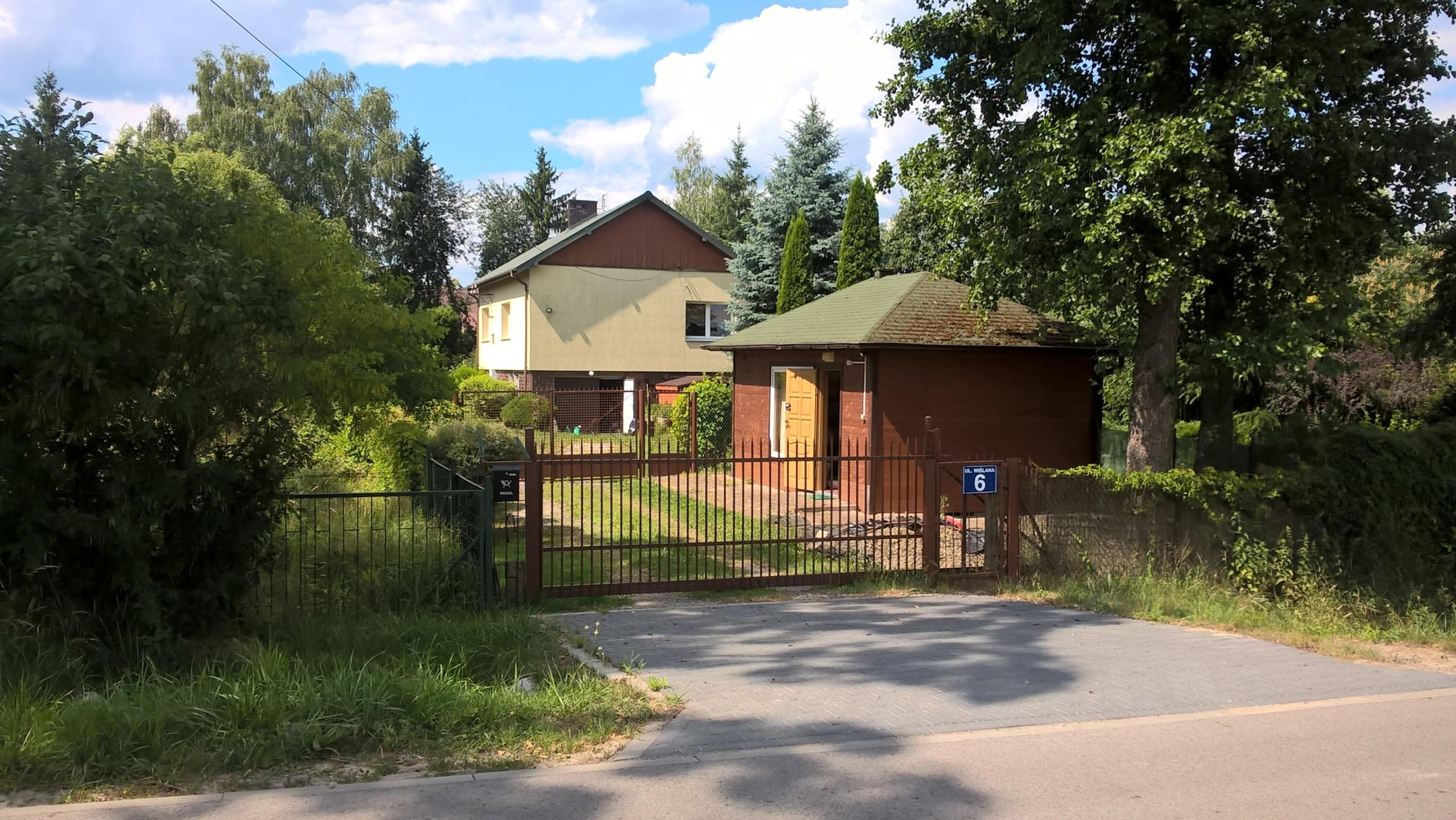 Pilnie sprzedam dom w Słomczynie koło Konstancina.