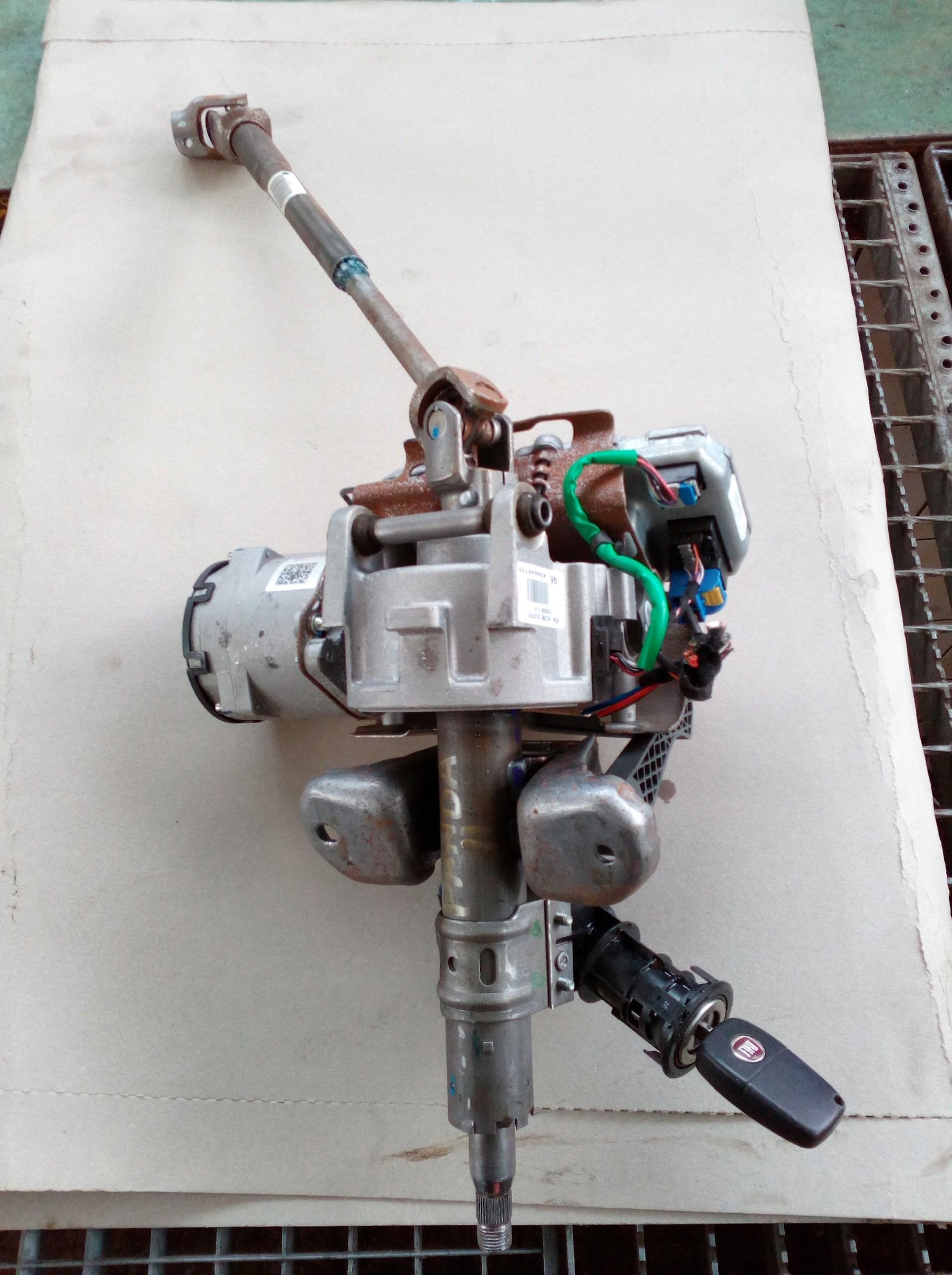 Dodatkowe Fiat Panda II Wspomaganie Elektryczne Kolumna Kier - 7424934930 GZ86