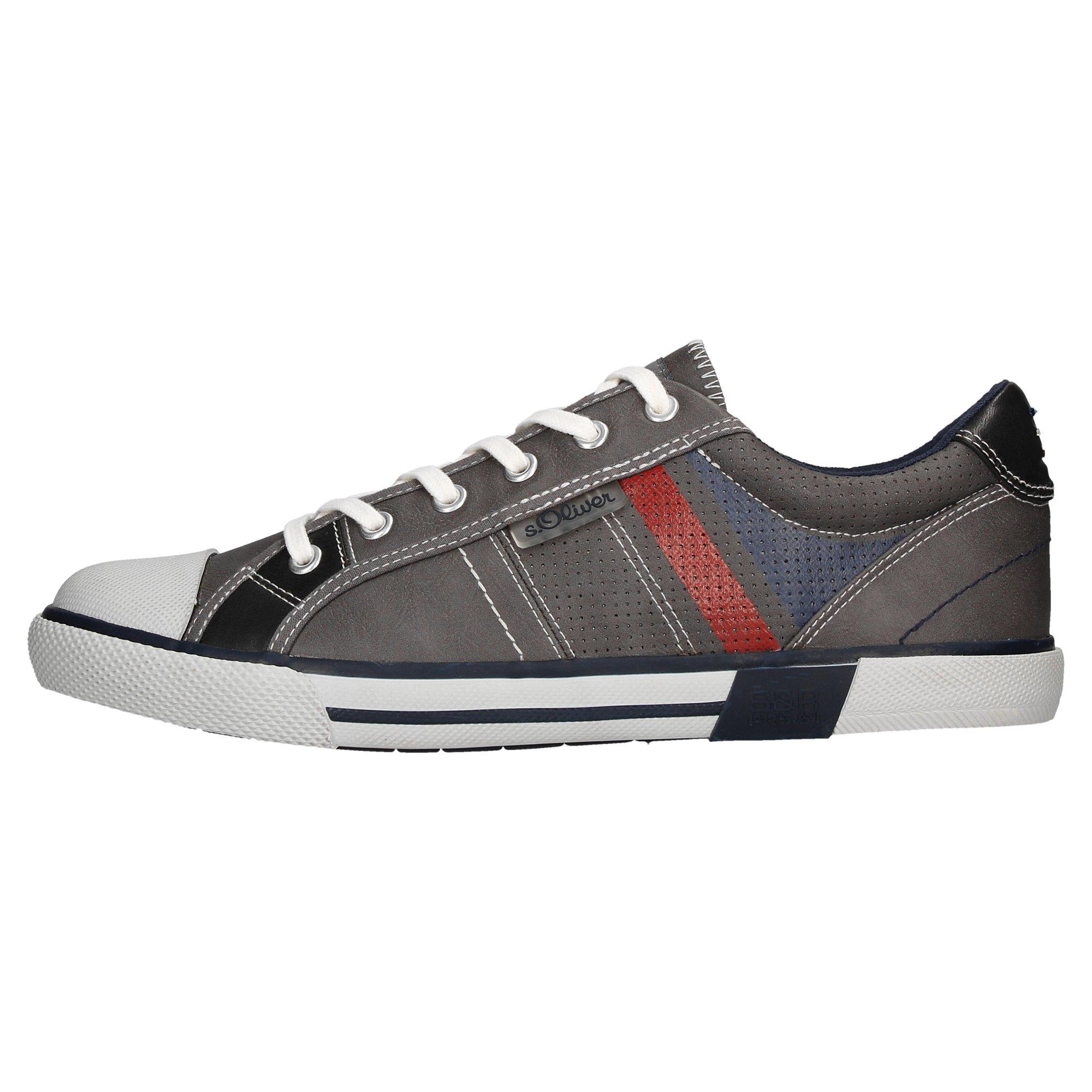 be7f4a0f Wygodne męskie tenisówki s.Oliver buty casual r 42 - 7417940873 ...