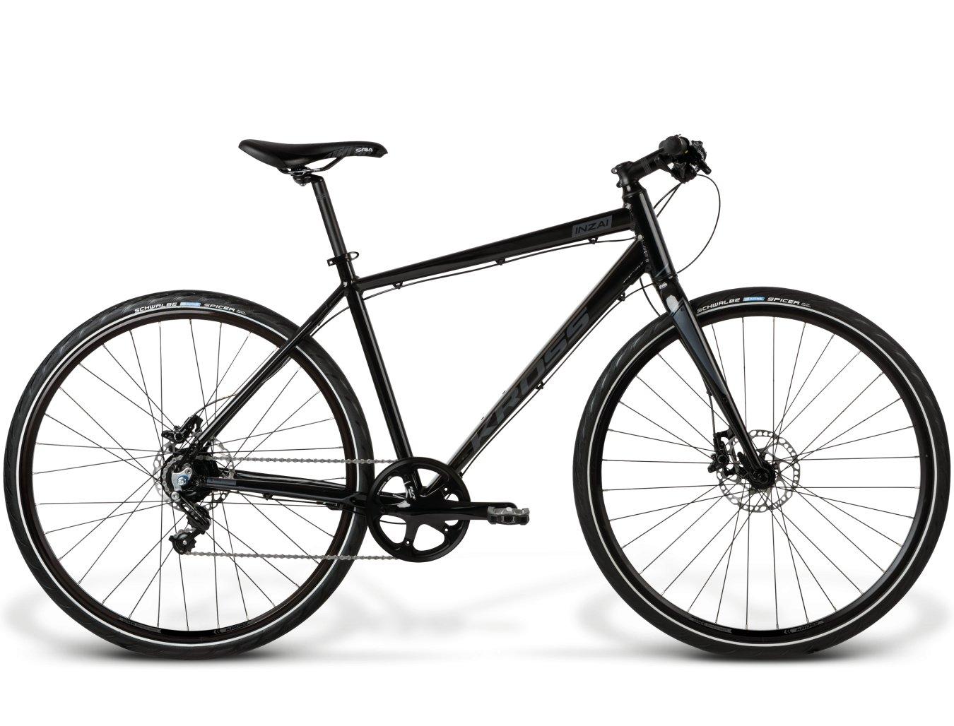 Rower miejski KROSS INZAI cena nowego 2400zł