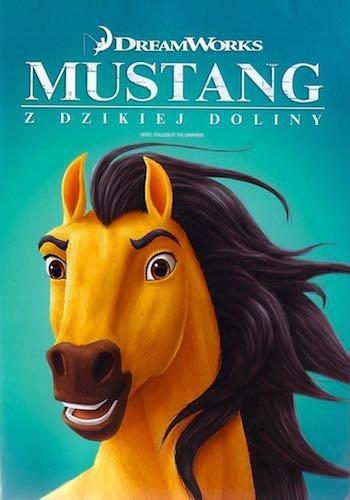 Mustang Z Dzikiej Doliny [DVD] - Nowe Wydanie!