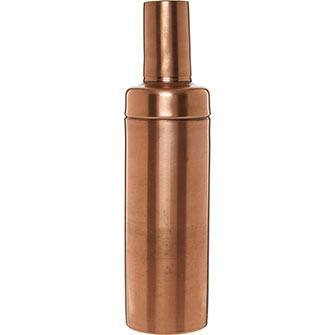 Tk Maxx Miedz Coctail Shaker Copper Nowy 7033968855