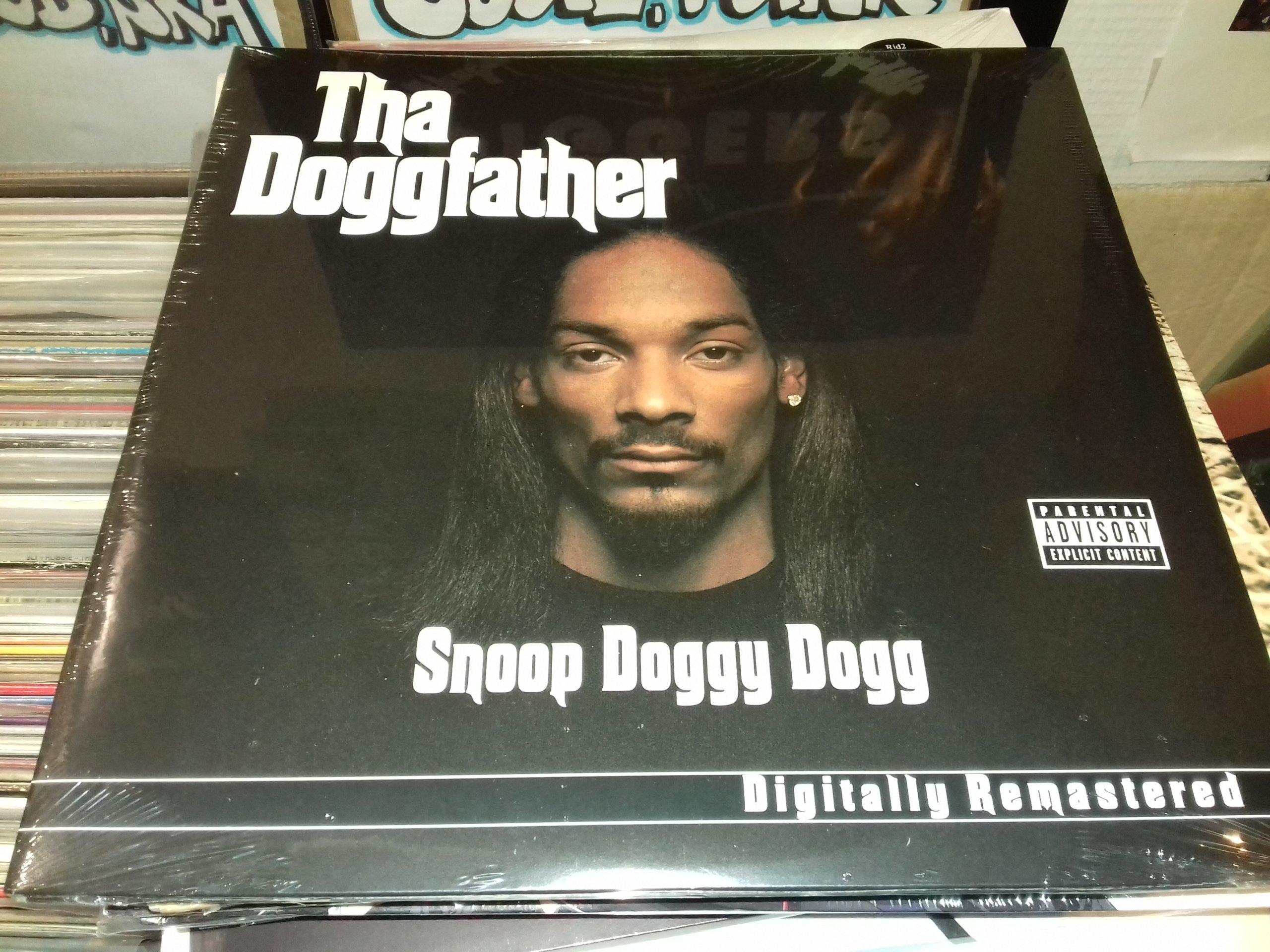SNOOP DOGG THA DOGGFATHER 2LP RE NOWA FOLIA - 7201187936 - oficjalne