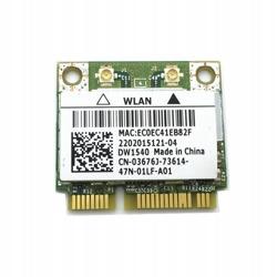 Karta WLAN Dell DW1520 Adapter PCIe 08VP82 FV A12