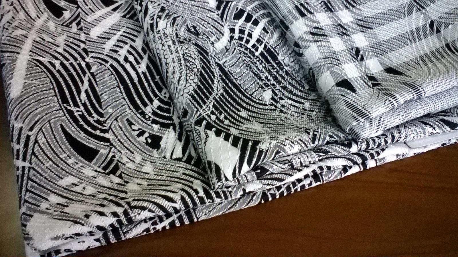 Tkanina żakard Dekoracyjne Obrus Poduszki Narzuty