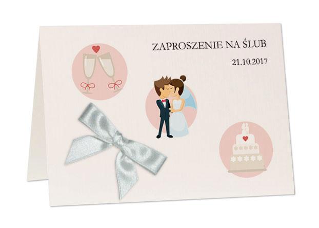 Zaproszenia Na ślub Cywilny Ekspresowo 7056982572 Oficjalne