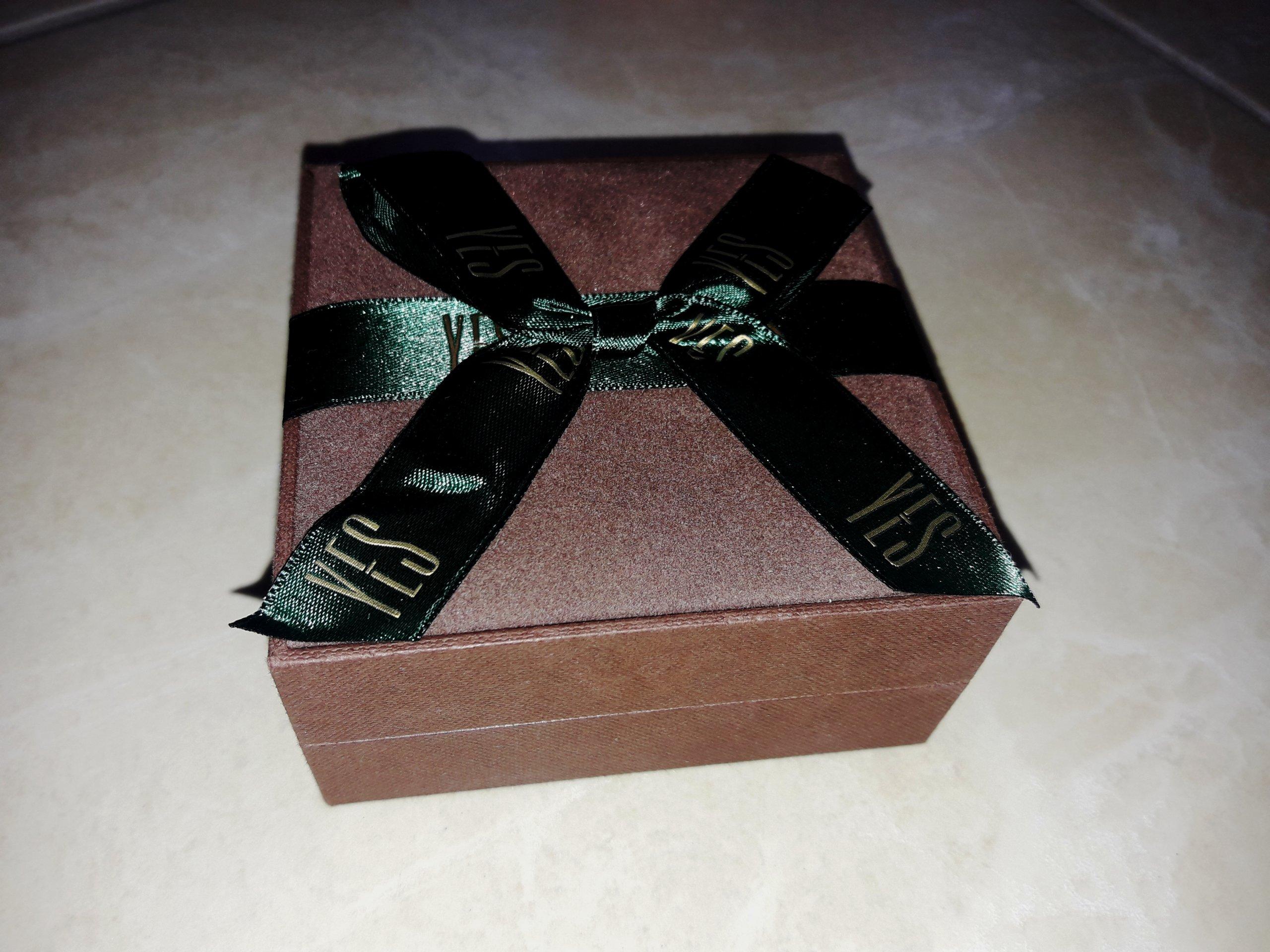 3fb0db13ad6702 Pudełko YES Duże na bransoletkę - 7259038450 - oficjalne archiwum ...