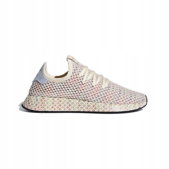 buty adidas oryginalne tęcza allegro damskie