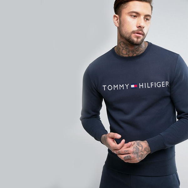 c58557e4ecee9 Tommy Hilfiger Bluza Rozmiar L NOWOŚĆ 2018 MĘSKA - 7192465129 ...