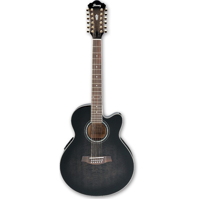 Ibanez AEL2012E-TKS - gitara elektro-akustyczna 12