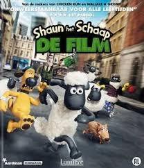 BLU-RAY Animation - Shaun Het Schaap-De Film By Ma