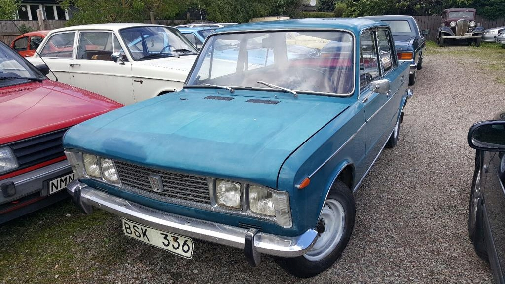 FIAT 125 SPECJAL 1969R