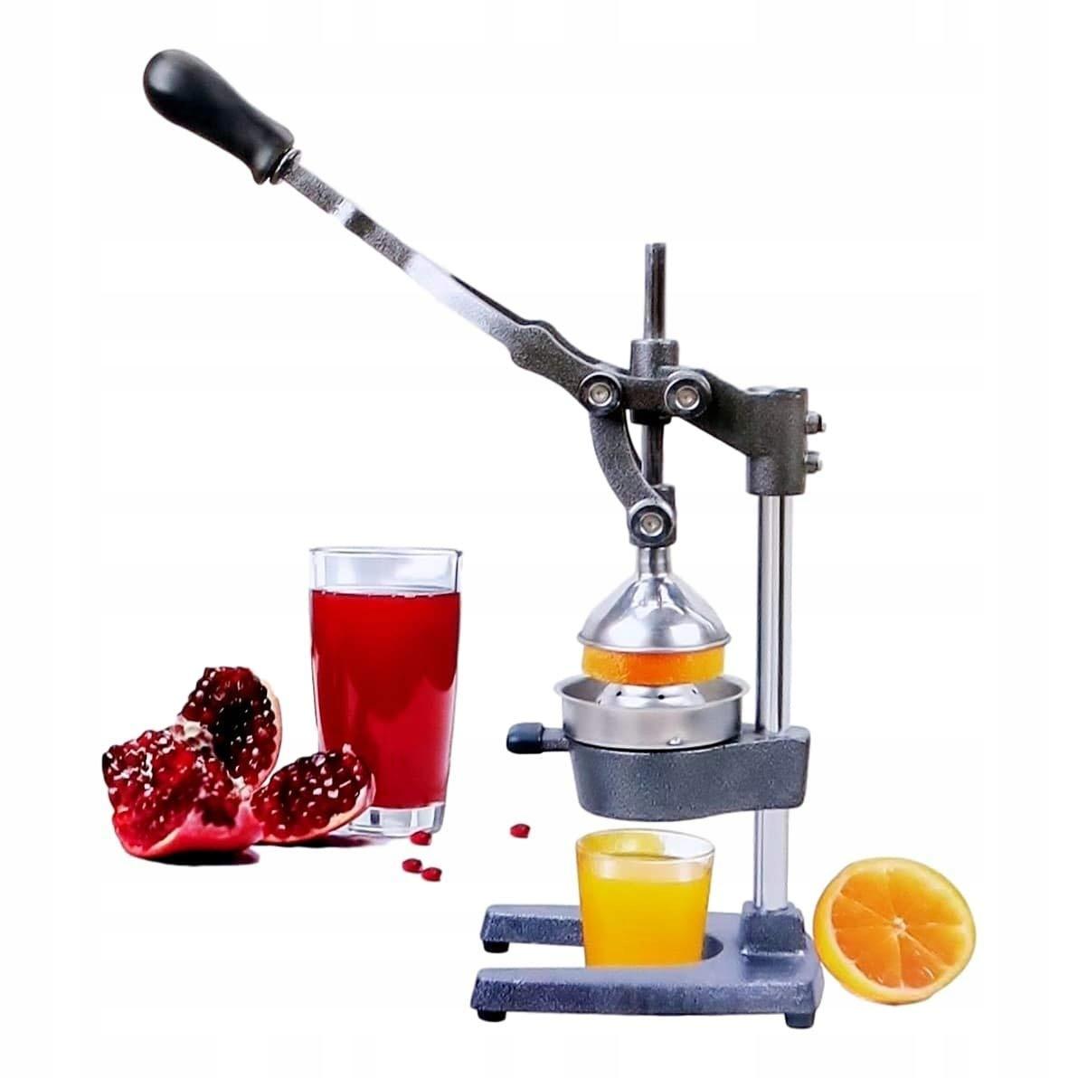 Unikalne Ręczna wyciskarka do owoców WORKING HOUSE CJ-105 - 7449808363 MO68