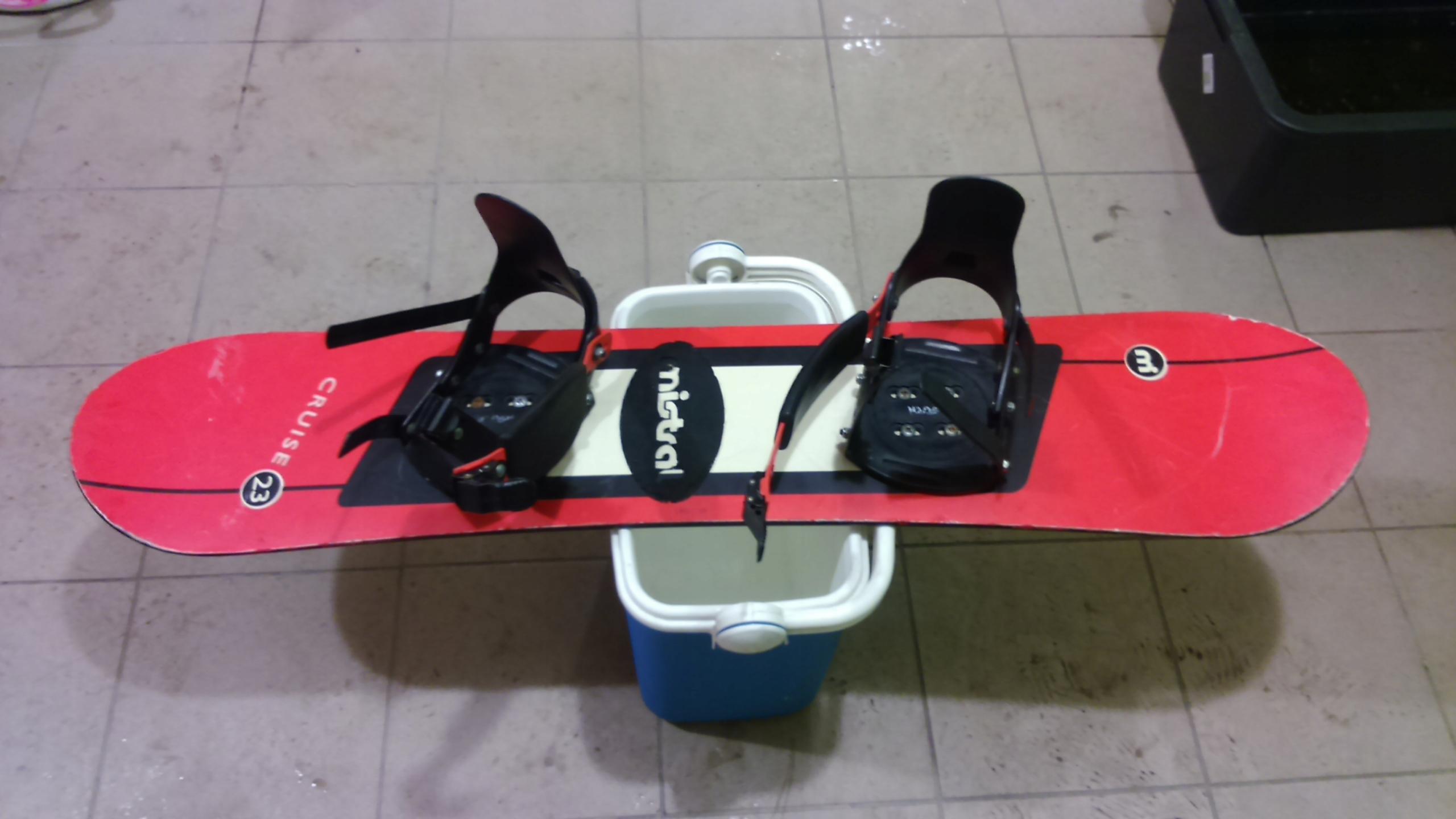 Snowboard dla dziecka do nauki KIELCE