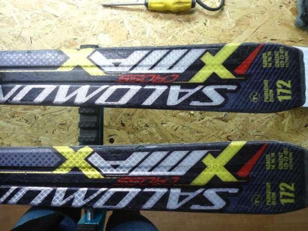 Narty Salomon X Cross Max 172 cm 7023065924 oficjalne