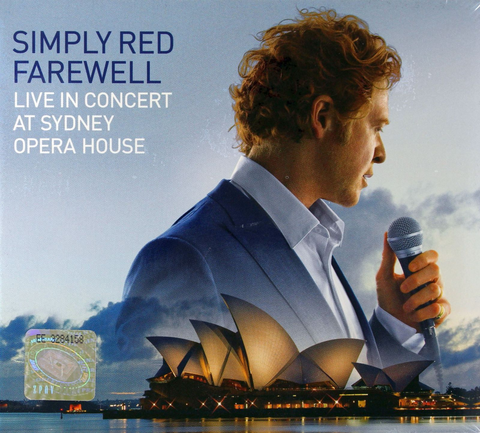 dvdmaxpl SIMPLY RED: FAREWELL LIVE AT SYDNEY OPERA