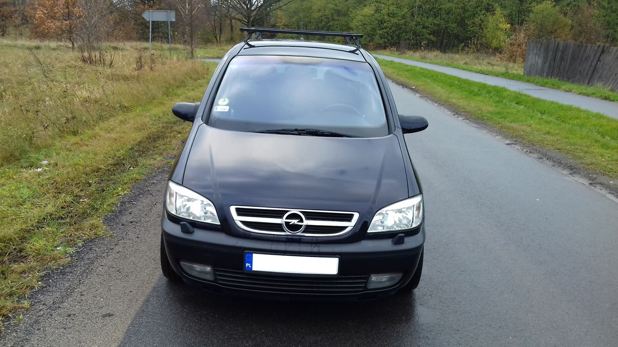 Opel Zafira 2.0 DTI Alufelgi! 7 osób! Climatronic!
