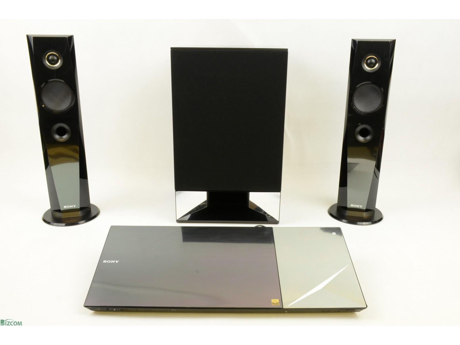 19c8c49d8207 Kino domowe Sony BDV-NF7220 Blu-ray Bluetooth - 6833170776 ...