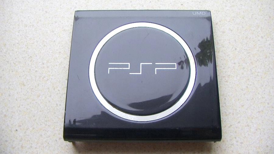 Drzwi pokrywa napędu UMD do PSP3000 UŻYWANA BDB