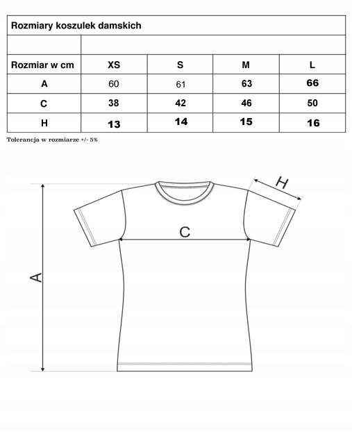 cf0c19c65 Damskie koszulki sportowe własnym nadrukiem L - 6926044097 ...