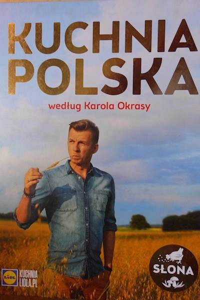 Kuchnia Polska Seria Kuchnia Lidla Karol Okrasa
