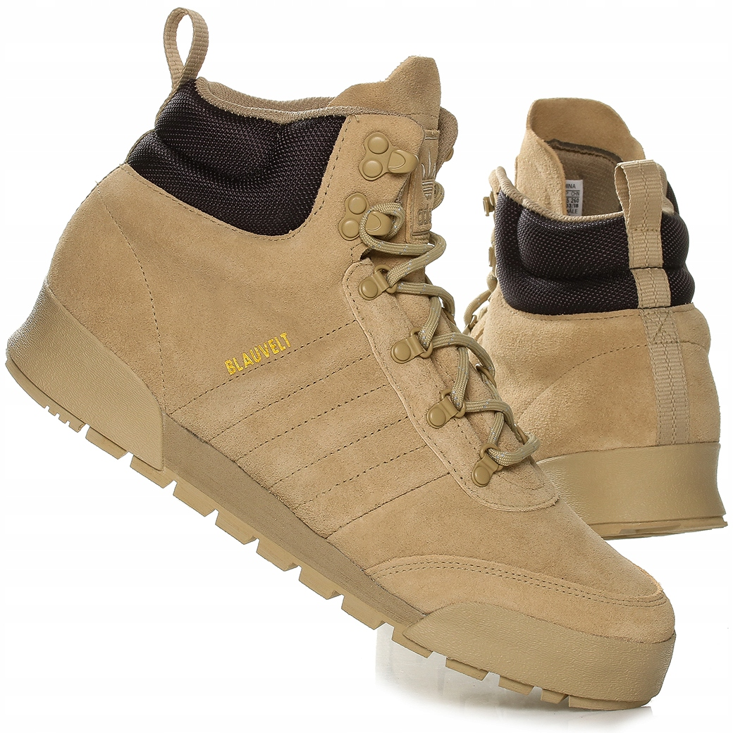 Buty adidas Jake Boot 2.0 GORE TEX B41491 RawgolCblackGoldmt