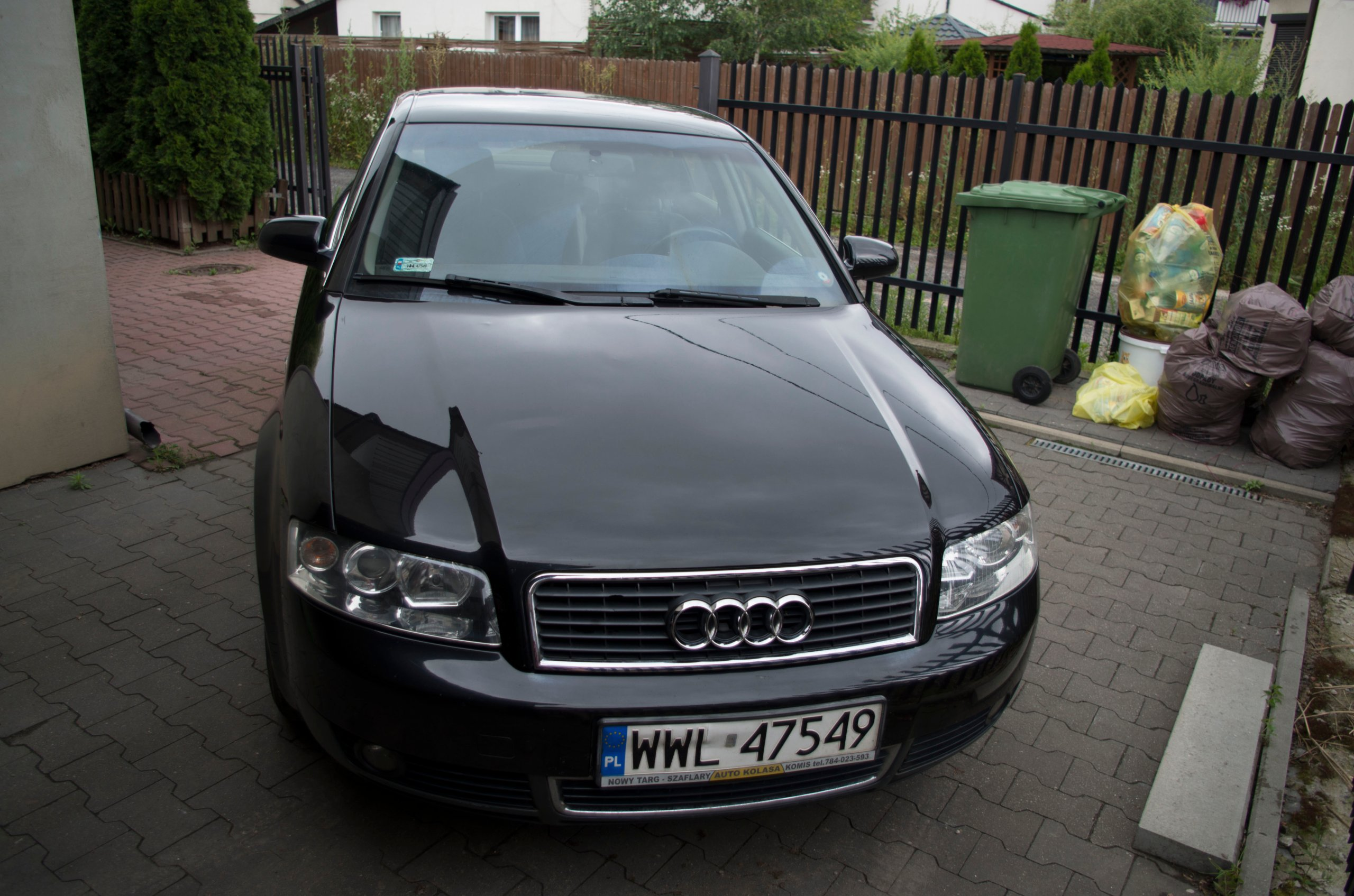 Audi A4 B6 20 Alt Sedan 2002 R 7161525316 Oficjalne Archiwum