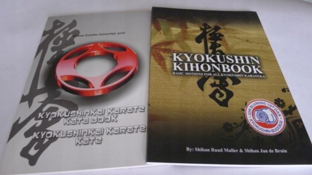 BRUIN/Oyama,Cook,Collins - Kyokushin Karate 2 ks.