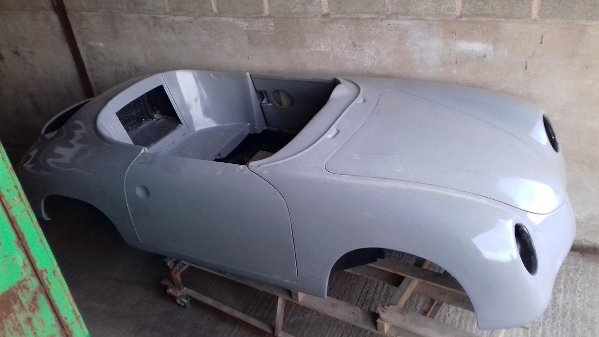 porsche 356 speedster replika karoseria komplet. Black Bedroom Furniture Sets. Home Design Ideas