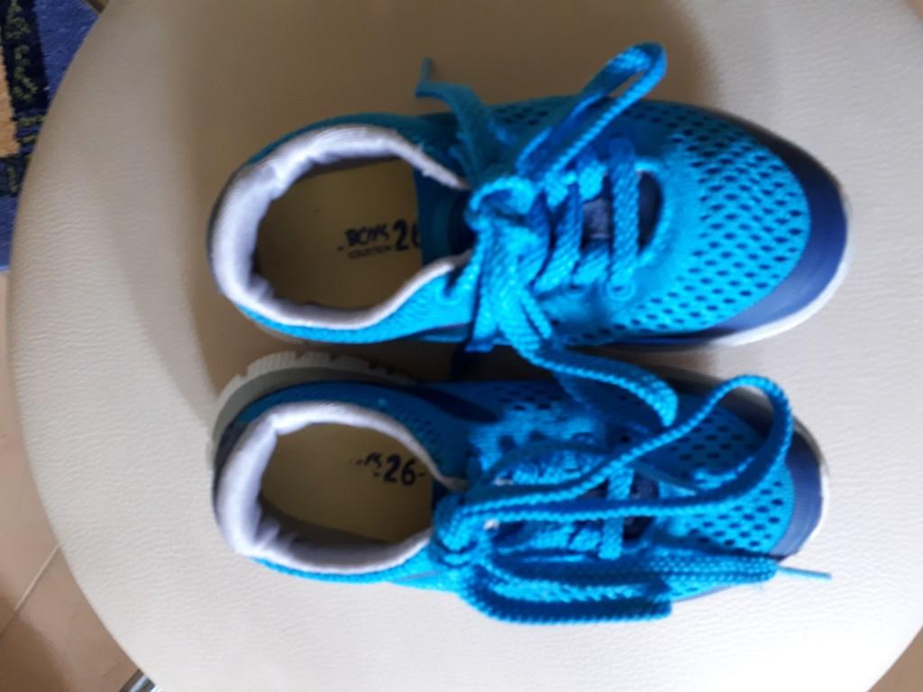 Buty adidas HOOPS rozmiar 26 długość wkładki 16 cm Siedlce
