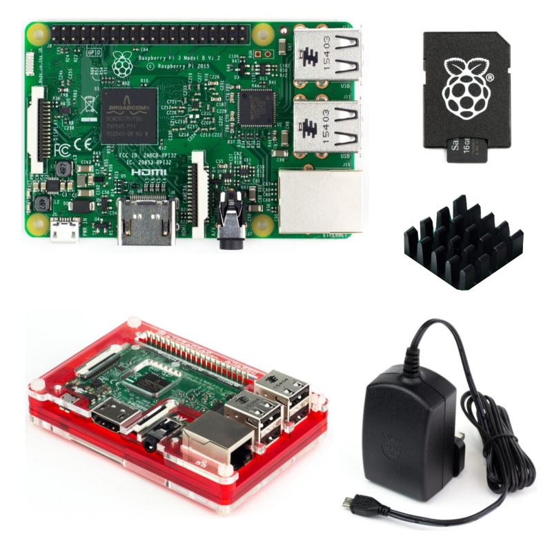 Zestaw Raspberry Pi Pibow case PIXELRETROSHOP - 7128598643