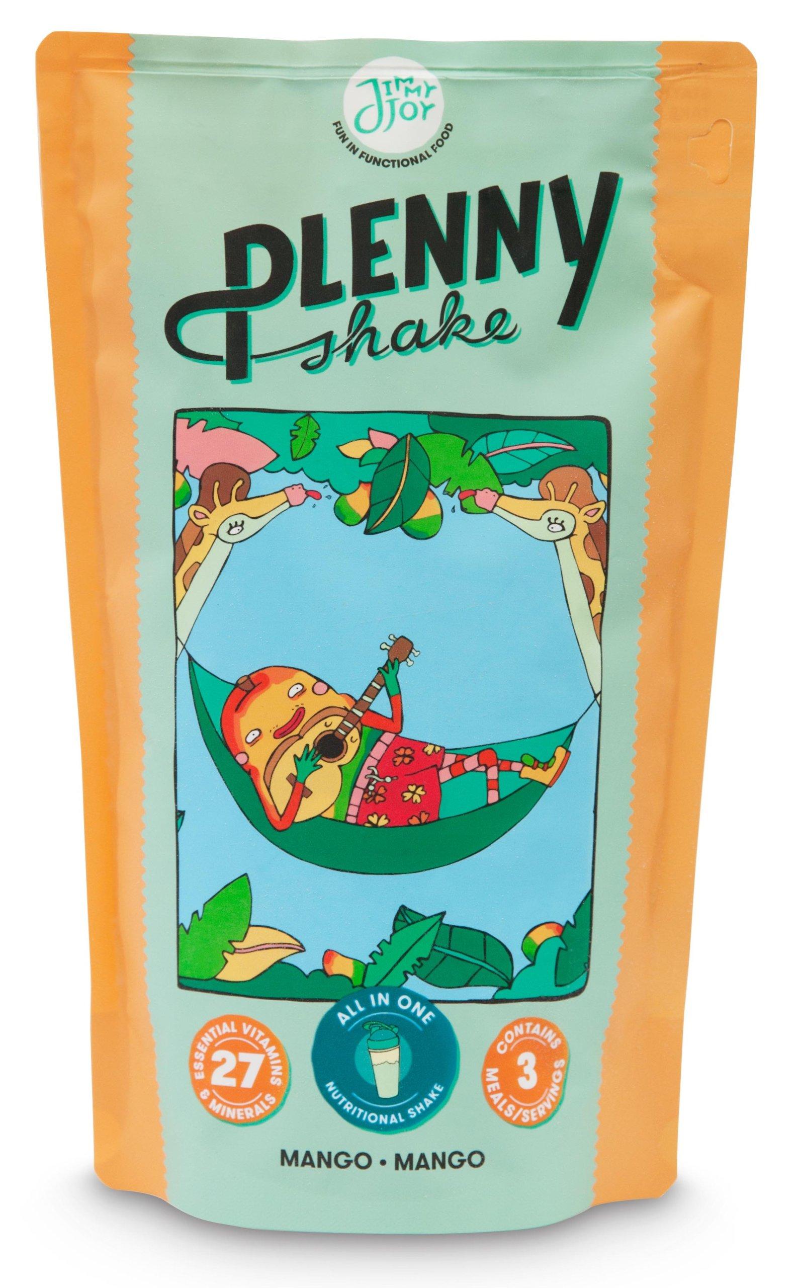 Plenny Shake - mango - szejk.it!