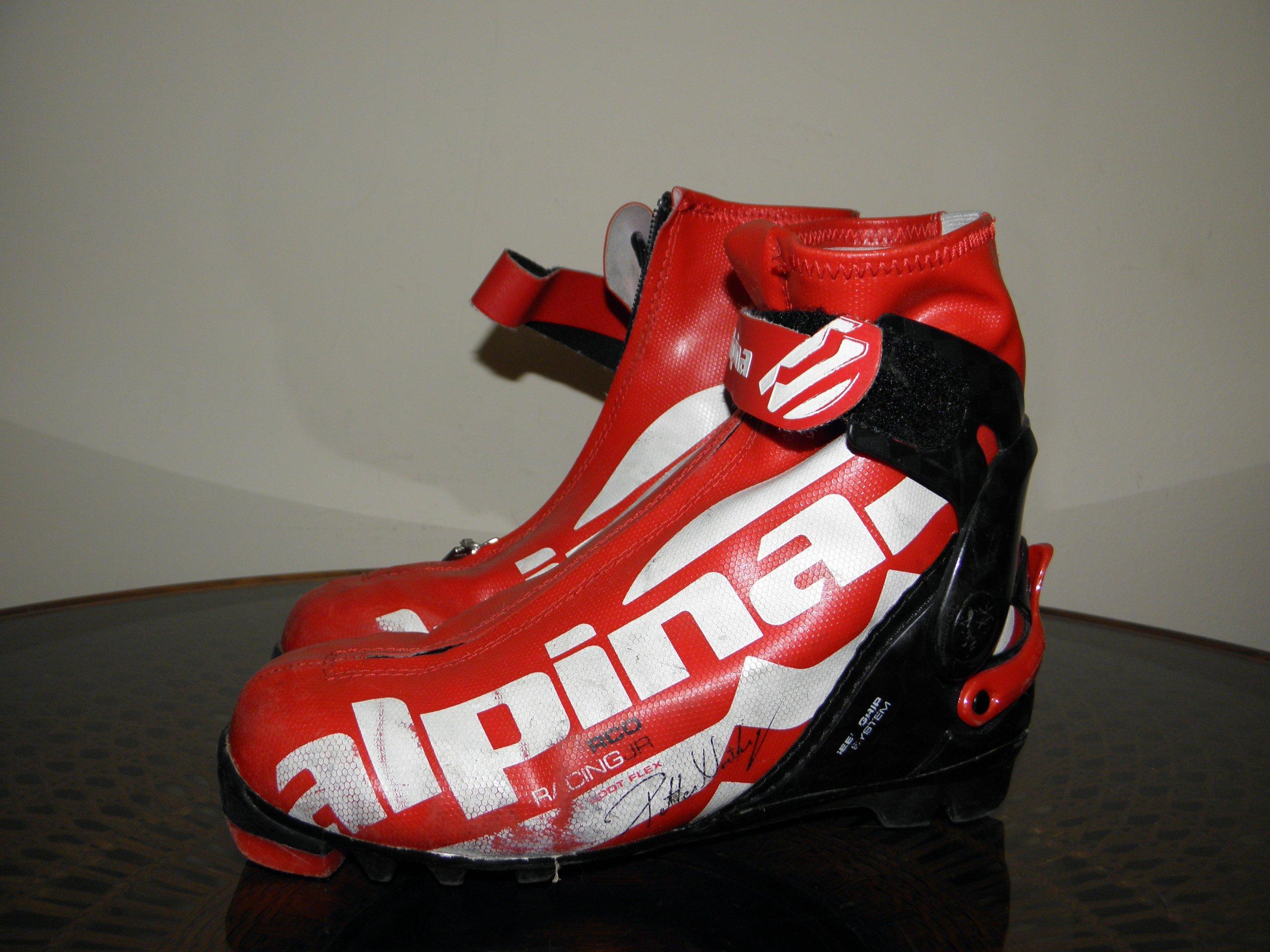 ALPINA RCO Racing Jr_Buty na narty biegowe _r.37eu