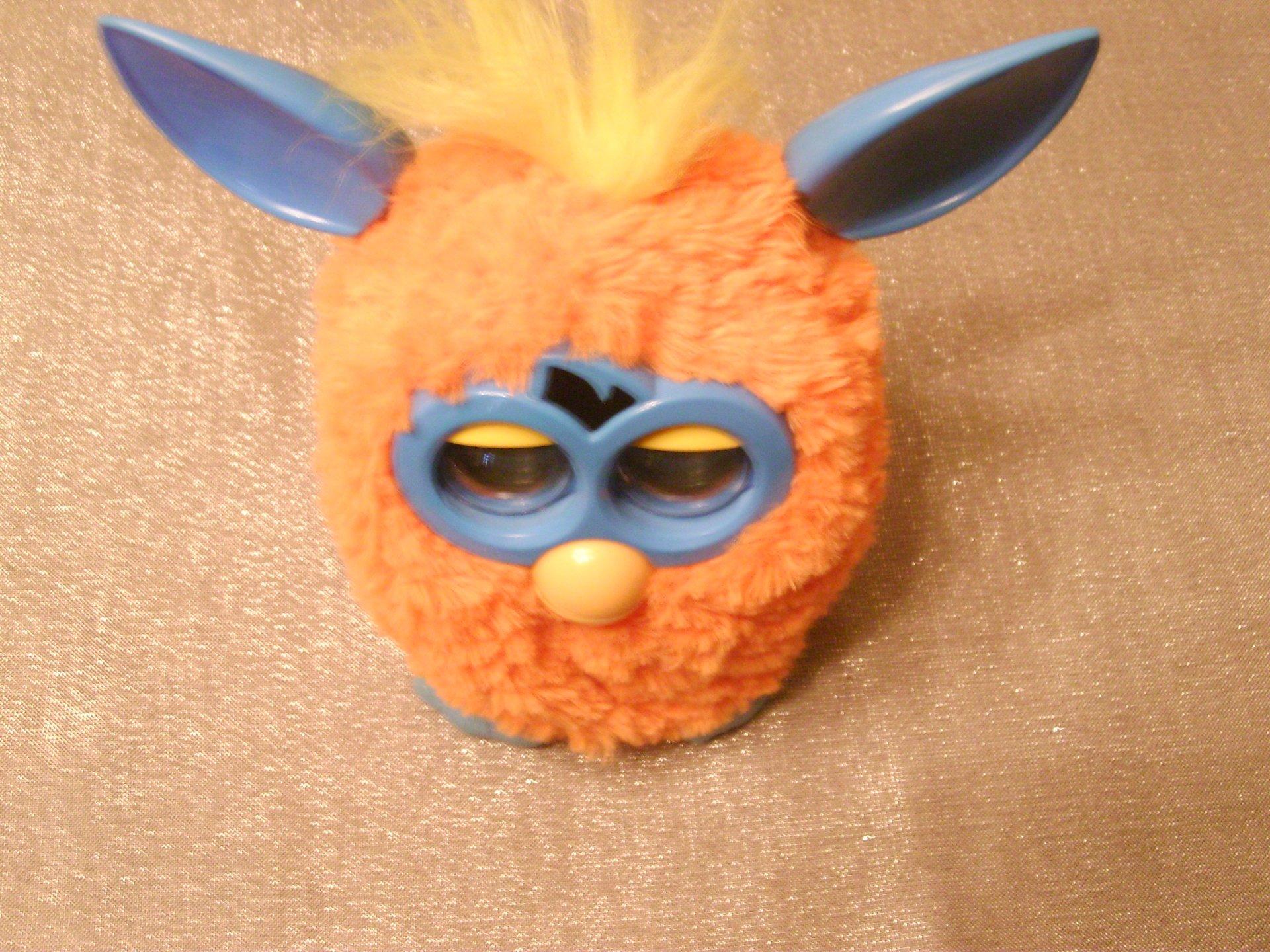 5578eff5c8 Furby pomarańczowy - 7059462673 - oficjalne archiwum allegro