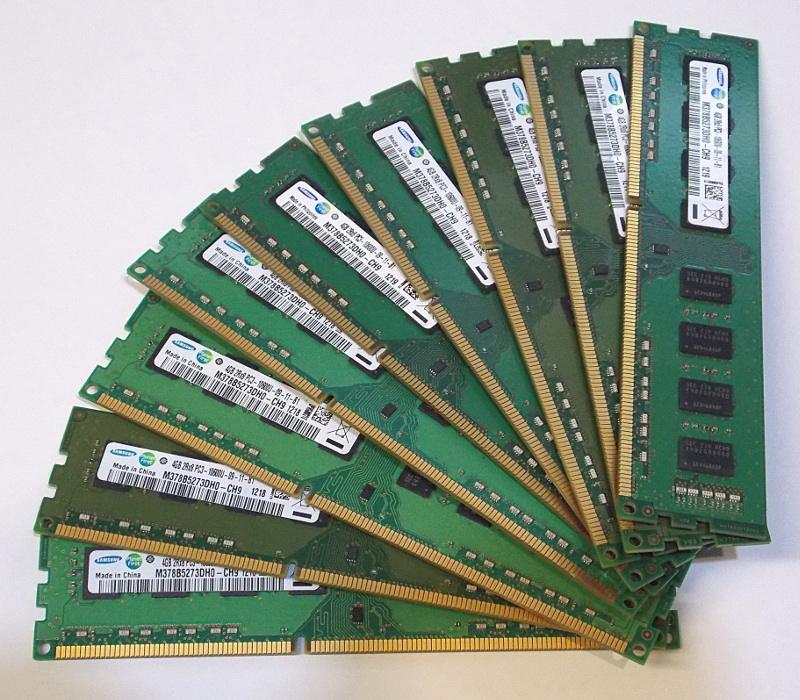 4GB DDR3 SAMSUNG WSZYSTKIE PŁYTY GW.36 FV23% Wa-wa