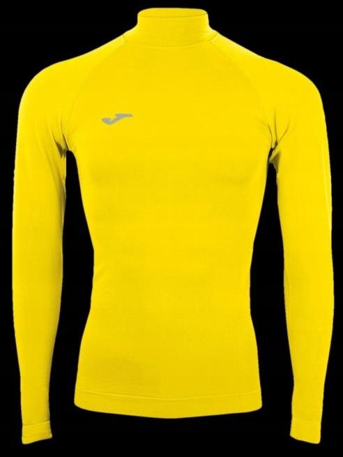 203caa943 Koszulka Termoaktywna Joma Brama żółta - 7532899482 - oficjalne ...