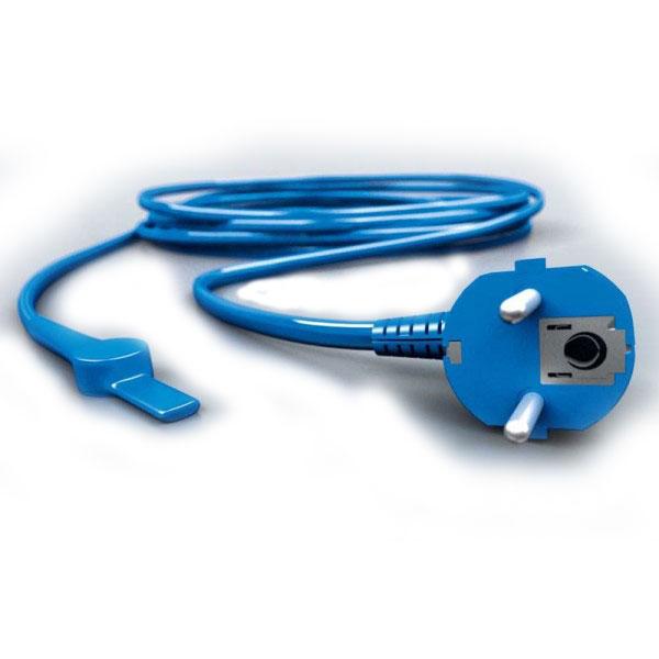 Kable grzewcze do rur z termostatem - 80W - 8m 9mm