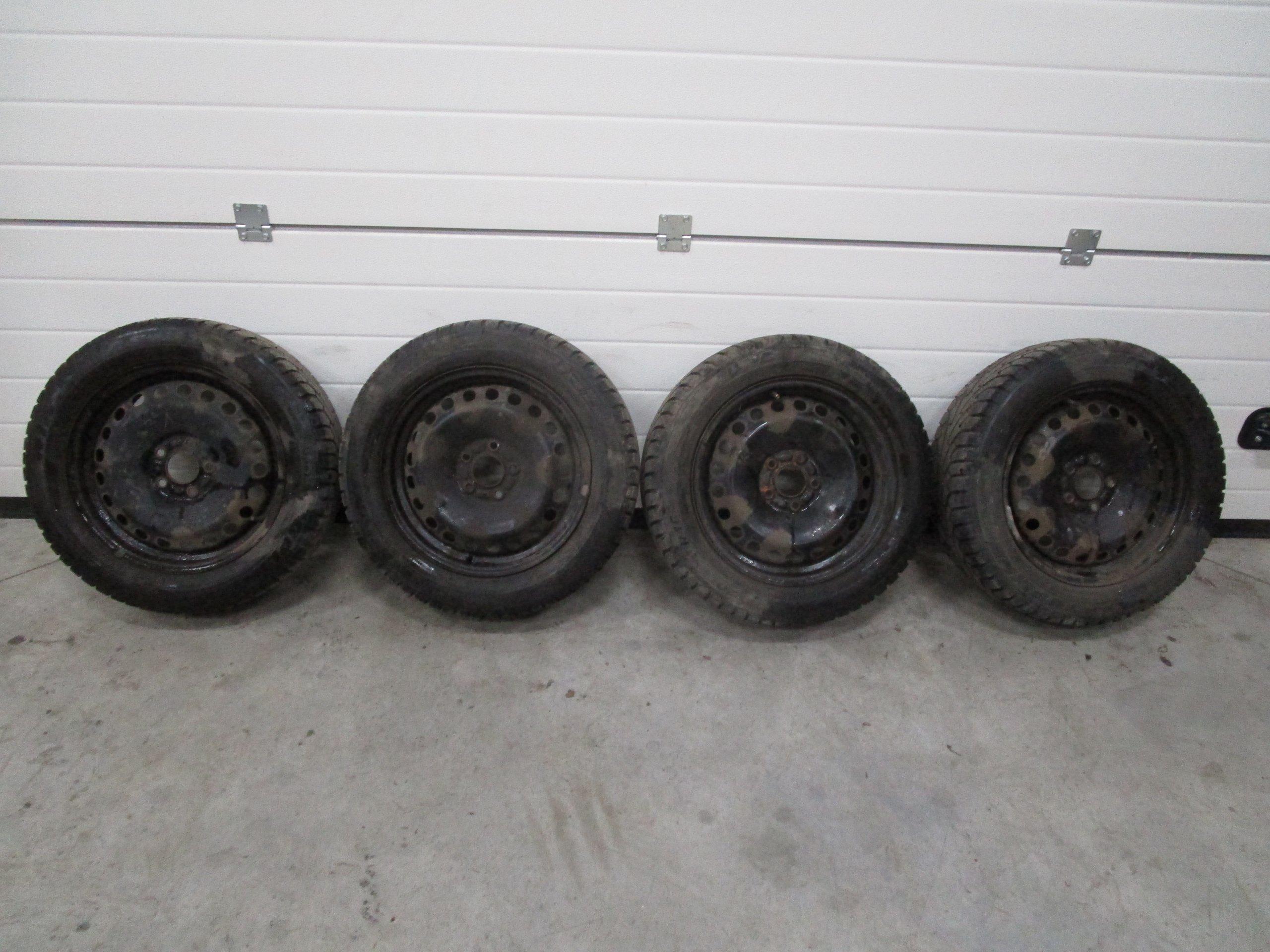 Koła Zimówki Opony 16 20555 5x108 Mondeo Mk3 7188507773