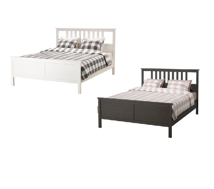 Ikea Rama łóżka 140x200 Dno Hemnes Luroy łóżko