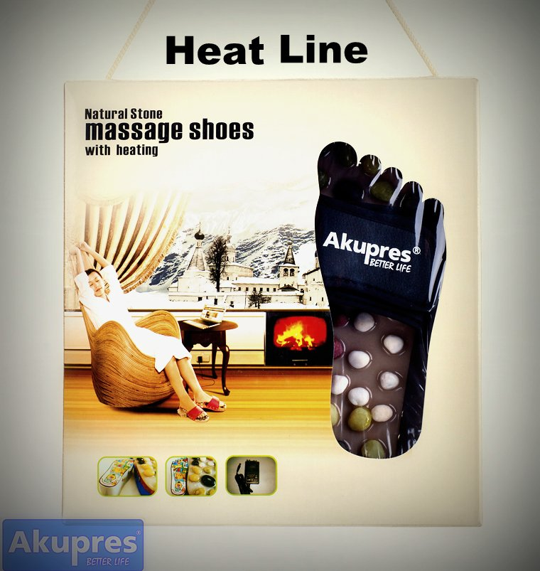 9d4618618cba8 Masaż stóp obuwie Akupres Heat L podgrzewane - 5267205799 ...