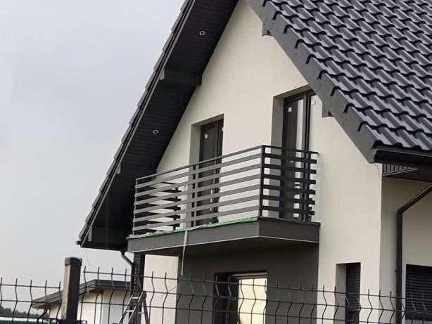 Bardzo dobra nowoczesne balustrady balkonowe w Oficjalnym Archiwum Allegro PH11