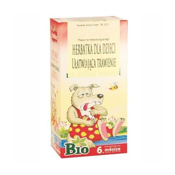 Herbatka dla dzieci - Na trawienie