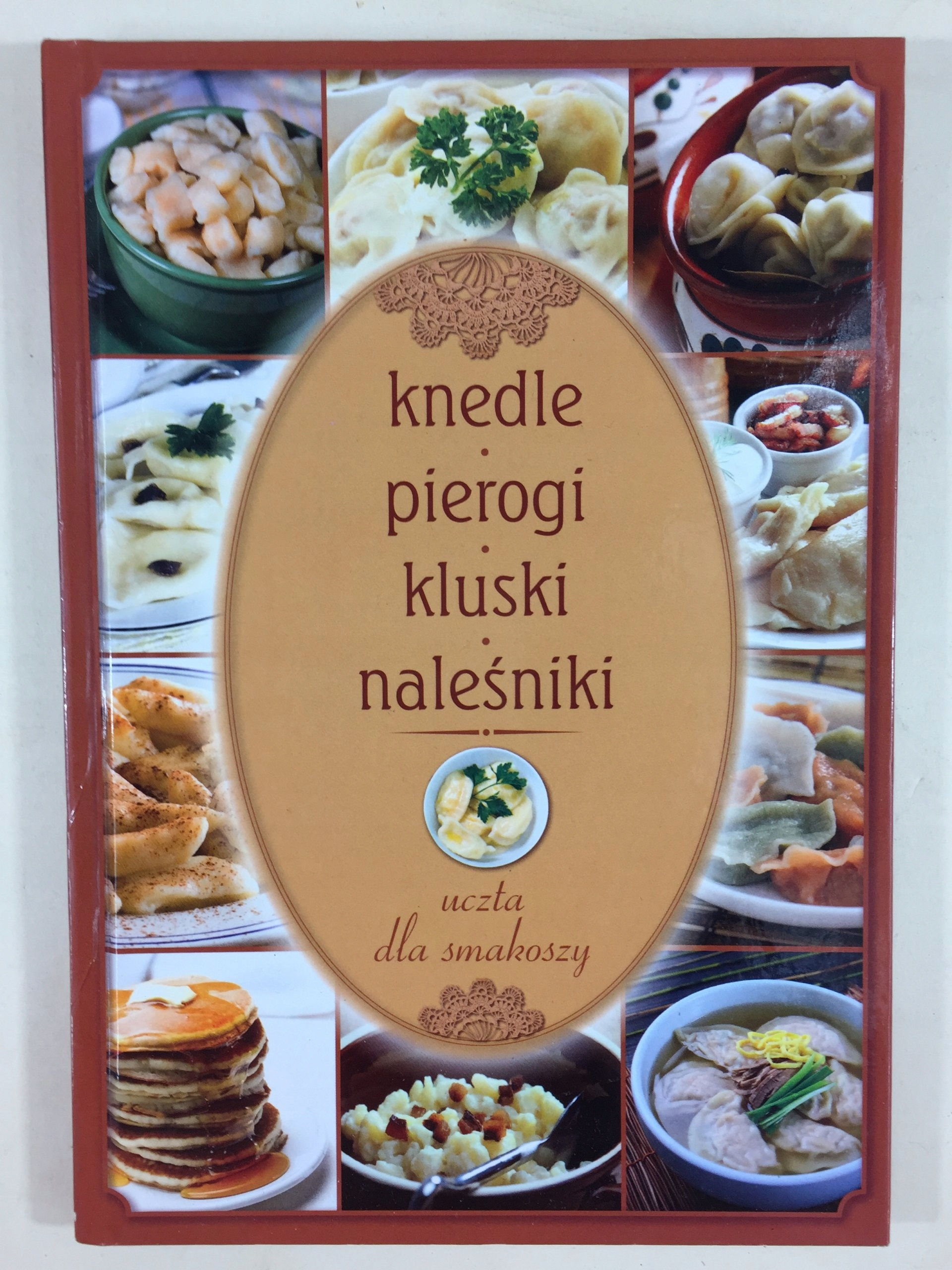 Knedle Pierogi Kluski Naleśniki Stan Bdb 6959314863