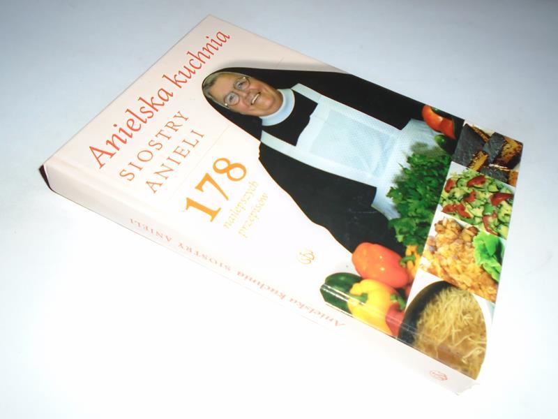 Anielska Kuchnia Siostry Anieli Agarecka 7372227521