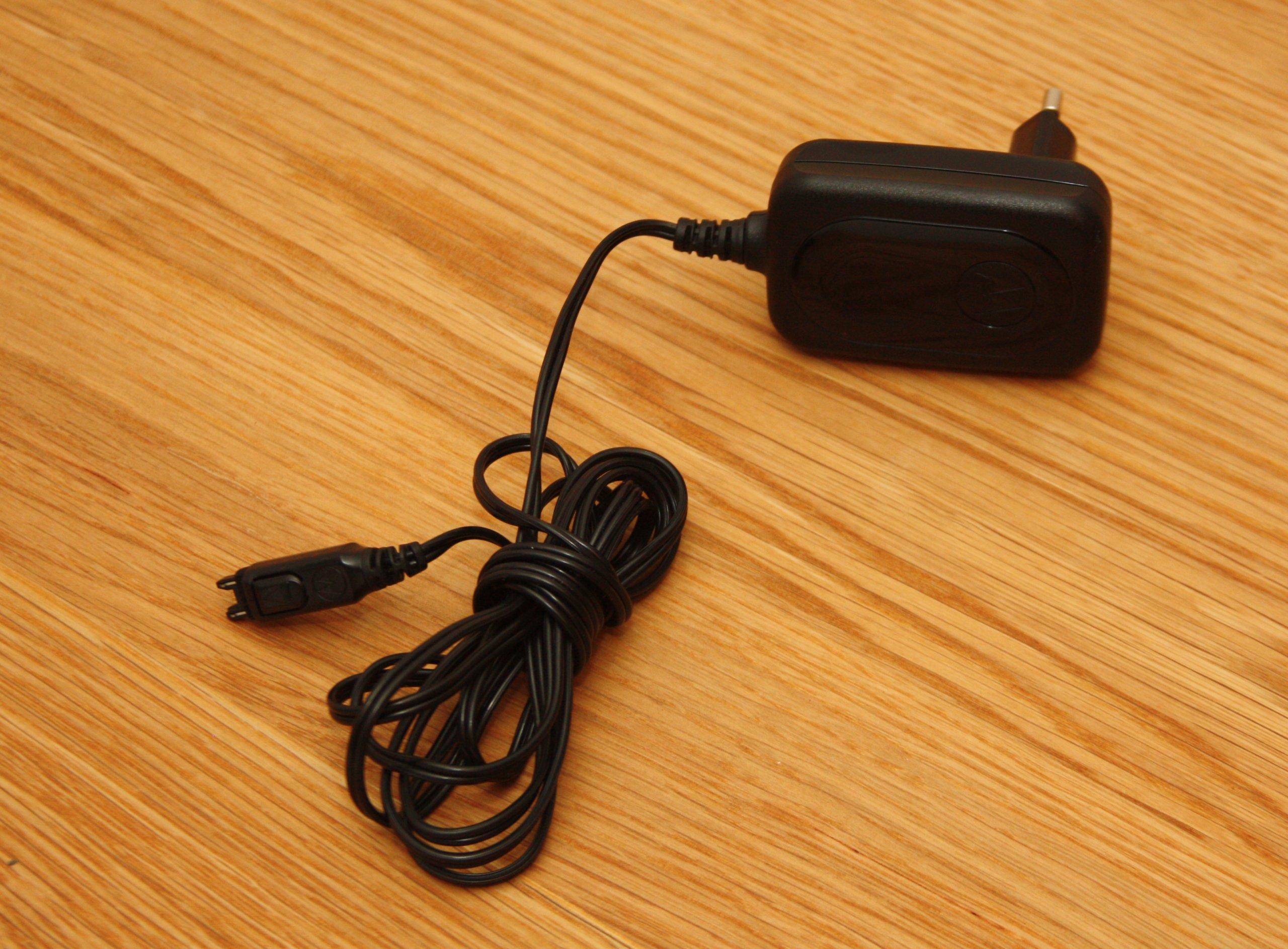 Zasilacz Motorola SPN5038A 6.9V 375mA