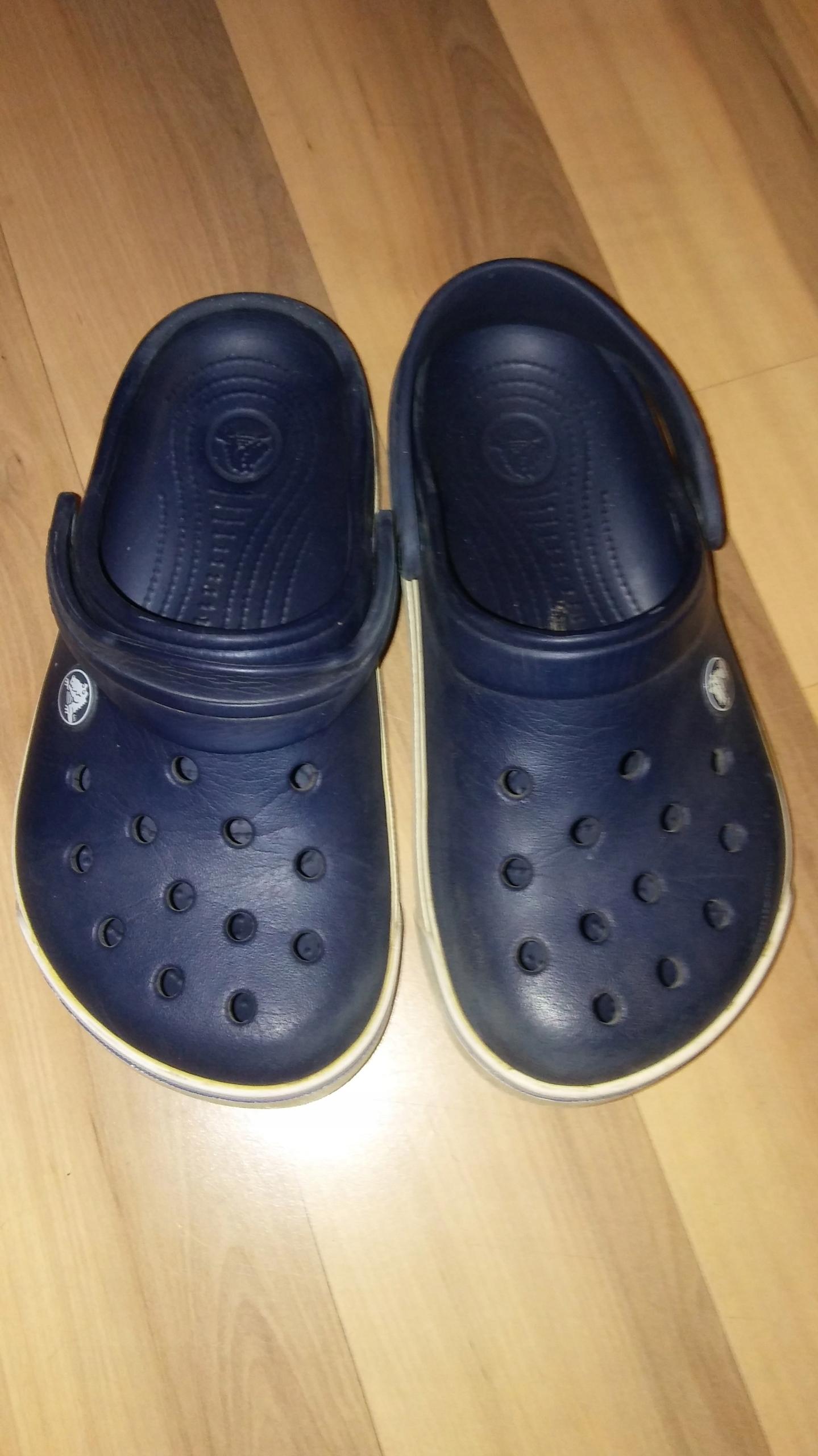 dostępny buty na codzień ładne buty Klapki Crocs, rozm. 34-35 (J3)
