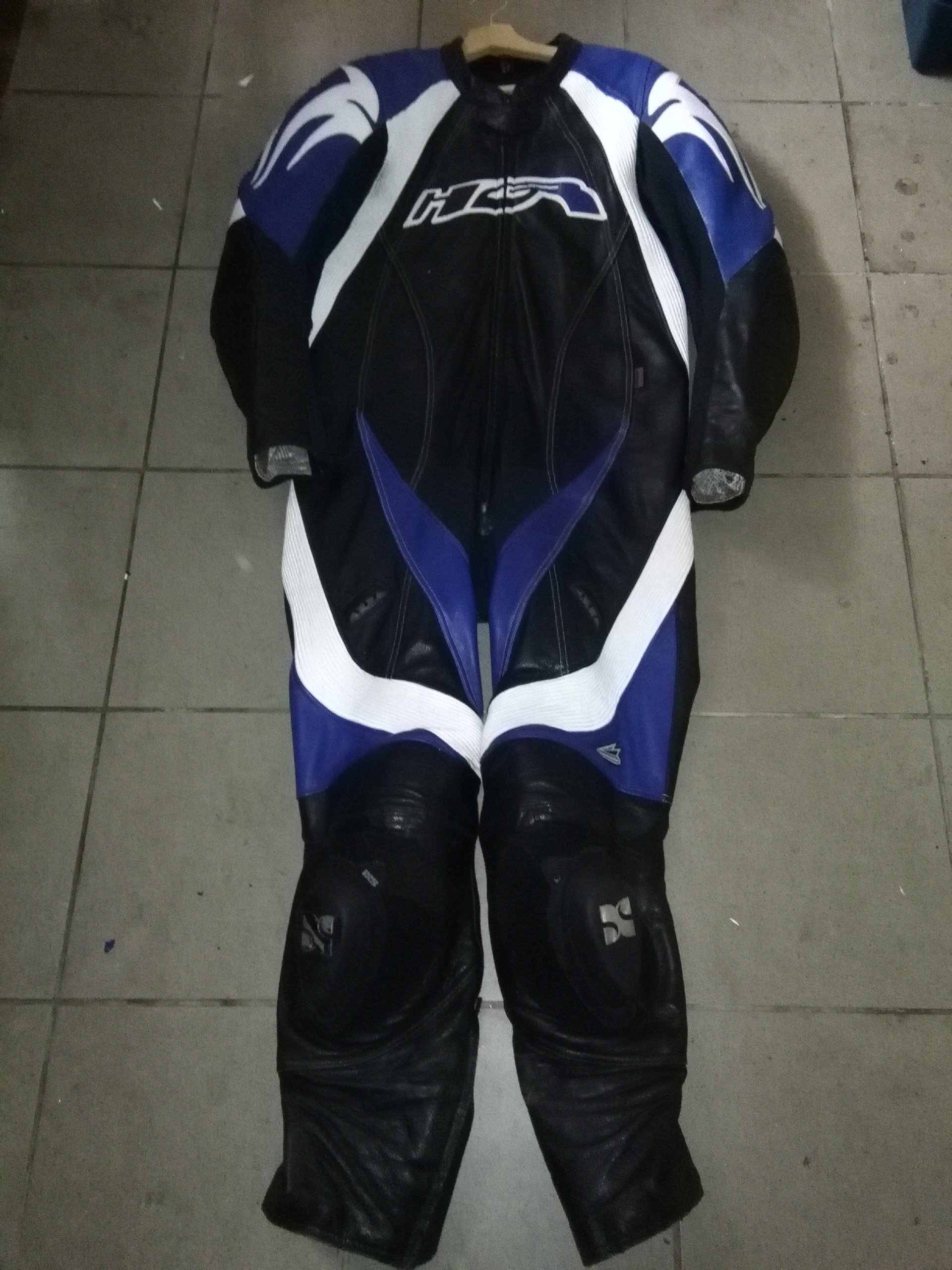 kombinezon motocyklowy HEIN GERICKE