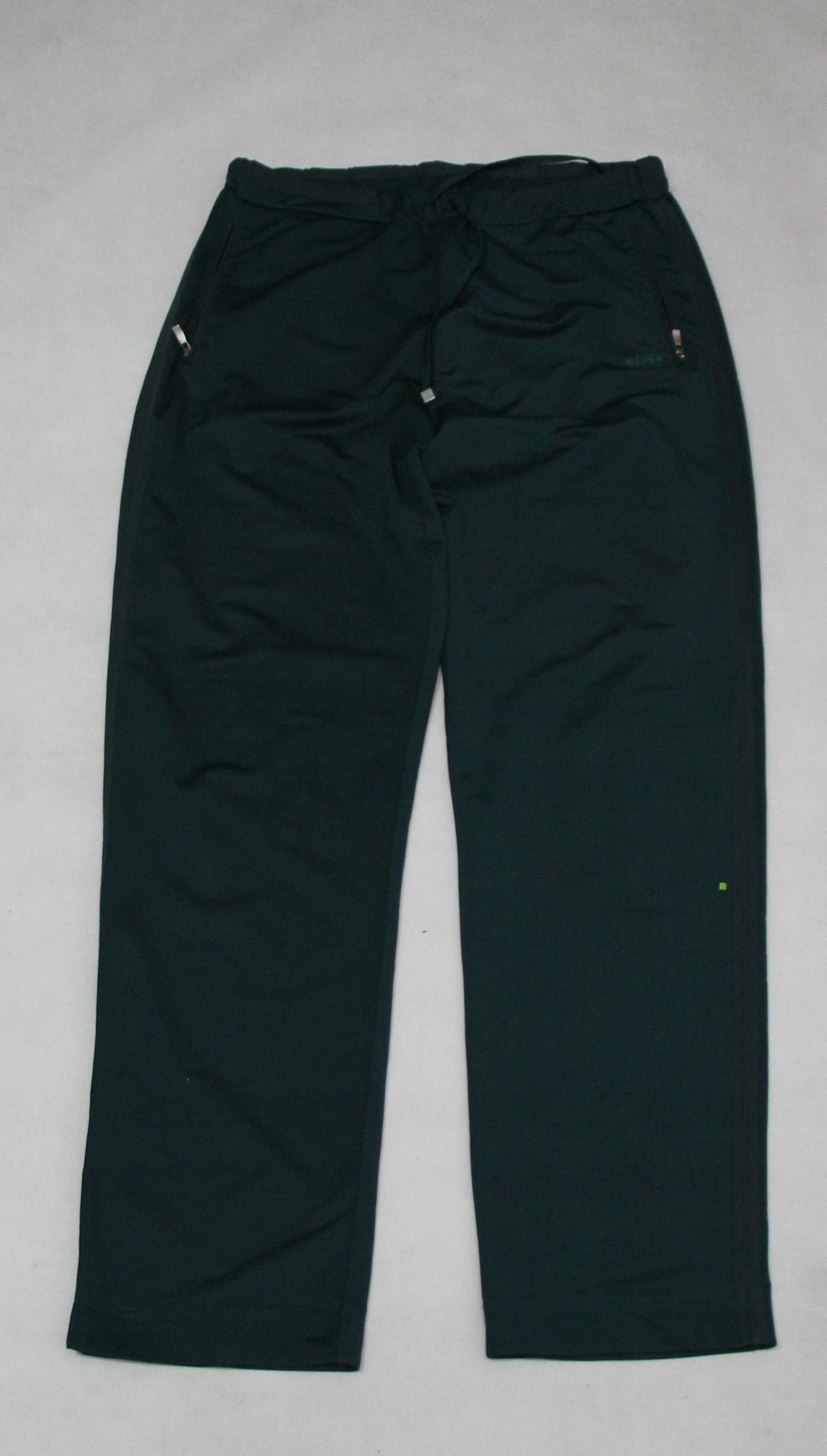 Męskie Spodnie Dresowe HUGO BOSS GREEN __L__