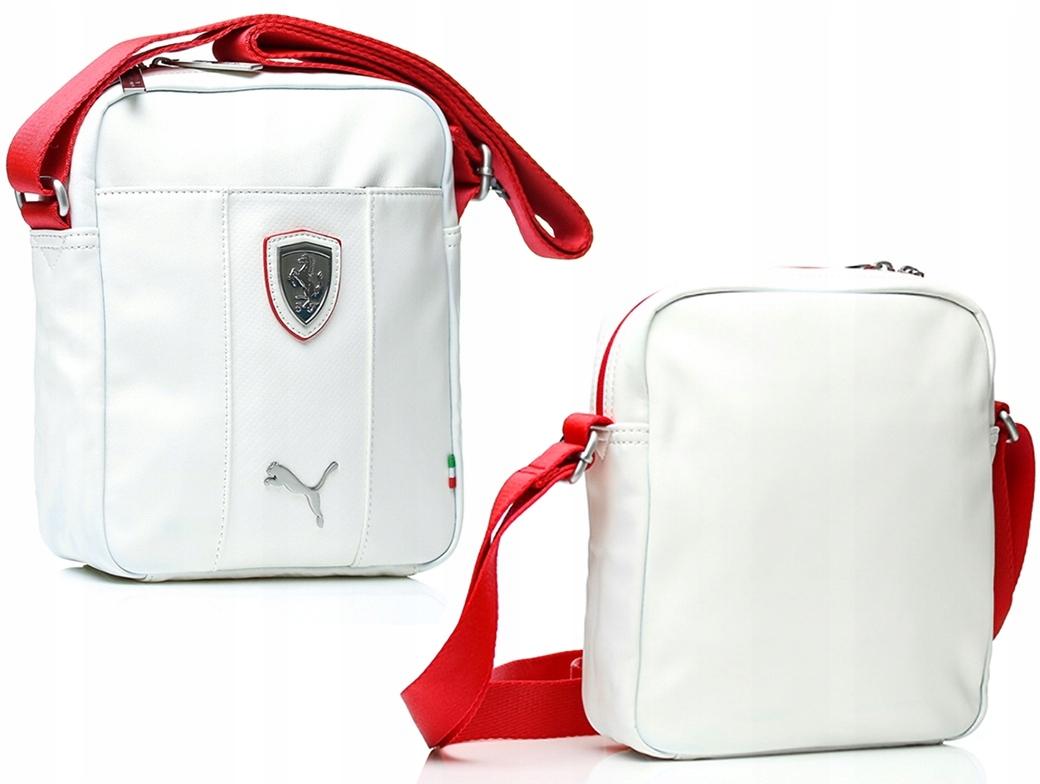 e9ed788c274 Listonoszka, torba Puma Ferrari 073151-03